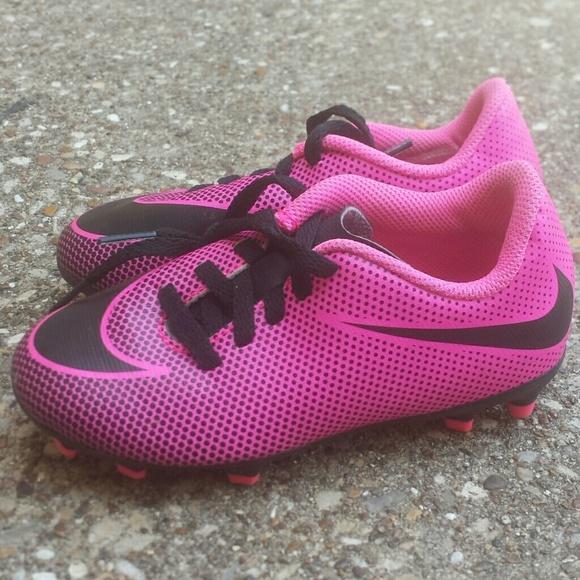 Nike Shoes   Nike Bravata Ii Pink Black